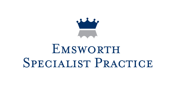 G.esp .logo  Emsworth Specialist Practice